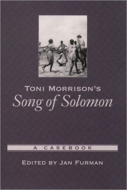song of solomon flying essay