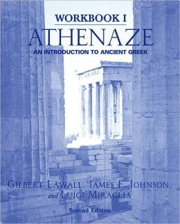 Workbook I: Athenaze: An Introduction to Ancient Greek, 2nd Ed.