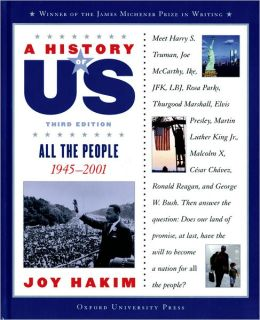All the People (A History of US Series #10)