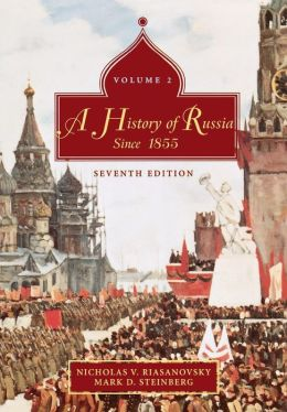 A History of Russia since 1855