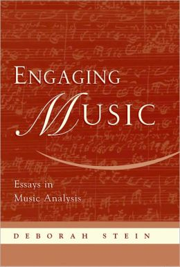 Engaging Music: Essays in Music Analysis