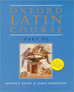 Oxford Latin Course: Part III