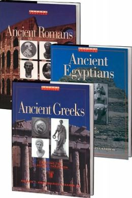Profiles of the Ancients: Consisting of Ancient Greeks, Ancient Romans, and Ncient Egyptians