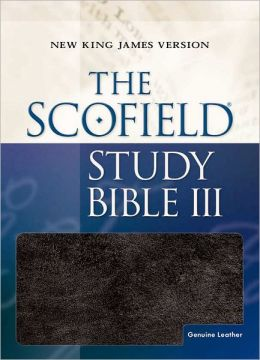 The Scofieldi'A Study Bible III, NKJV