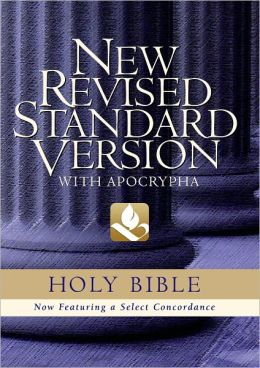 The New Revised Standard Version Bible with Apocrypha