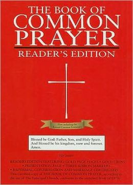 1979 Book of Common Prayer Readers Edition Oxford University Press