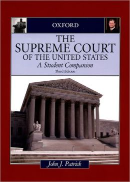 The Supreme Court of the United States: A Student Companion