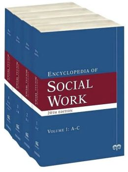 The Encyclopedia of Social Work: Four-volume set