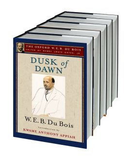 The Oxford W. E. B. Du Bois: 19-Volume Set