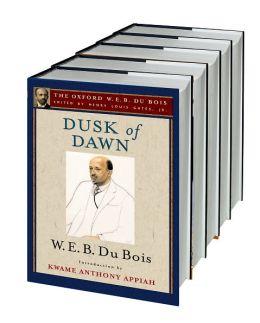 The Oxford W. E. B. Du Bois: 19-Volume Set