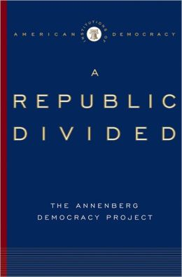 Institutions of American Democracy: A Republic Divided