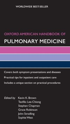 Oxford American Handbook of Pulmonary Medicine