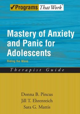 Mastery of Anxiety and Panic for Adolescents Riding the Wave