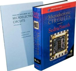 Microelectronic Circuits - With 07-08 Supplement and CD