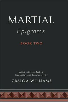 Martial's Epigrams Book Two