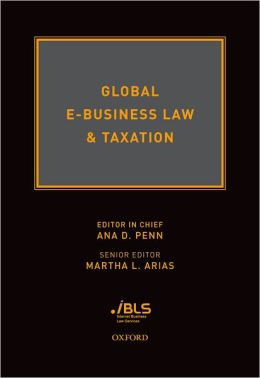 Global E-Business Law & Taxation