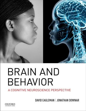 Book Brain and Behavior: A Cognitive Neuroscience Perspective