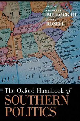 The Oxford Handbook of Southern Politics