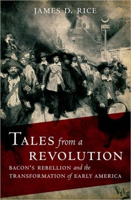 Bacon's Revolution, a TL