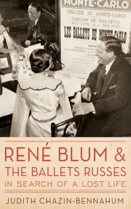 Reni'A Blum and The Ballets Russes: In Search of a Lost Life