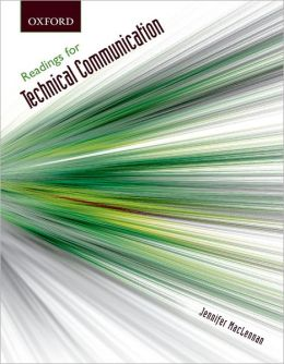 Readings for Technical Communication