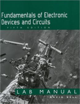 Fundamentals of Electronic Devices and Circuits Lab Manual ...