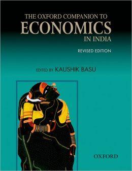 The Oxford Companion to Economics in India