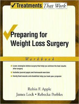 Preparing for Weight Loss Surgery : Workbook: Workbook
