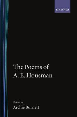 The Poems of A. E. Housman