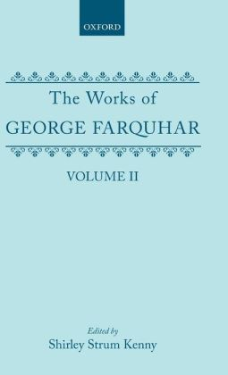 The Works of George Farquhar