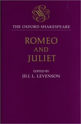 Romeo and Juliet (Oxford Shakespeare Series)