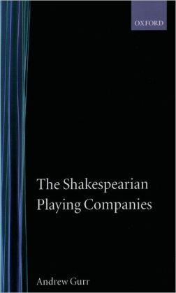 The Shakespearian Playing Companies