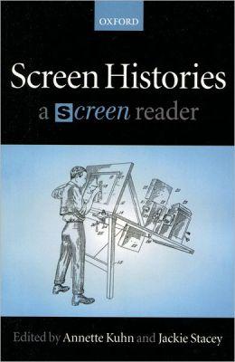Screen Histories: A Screen Reader
