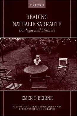 Reading Nathalie Sarraute: Dialogue and Distance
