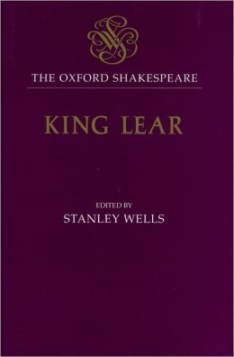 King Lear (Oxford Shakespeare Series)