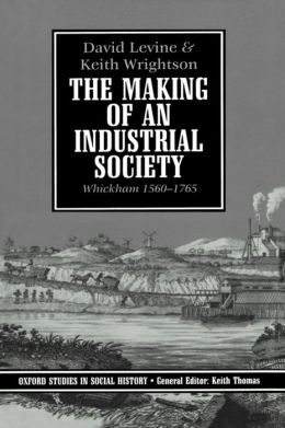 Making of an Industrial Society: Whickham, 1560-1765