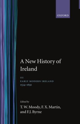 Early Modern Ireland 1534-1691