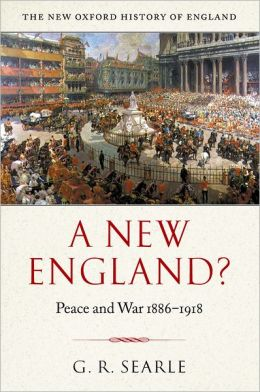 A New England?: Peace and War 1886-1918