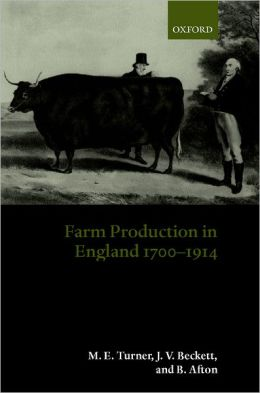 Farm Production in England 1700-1914