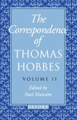 The Thomas Hobbes: The Correspondence
