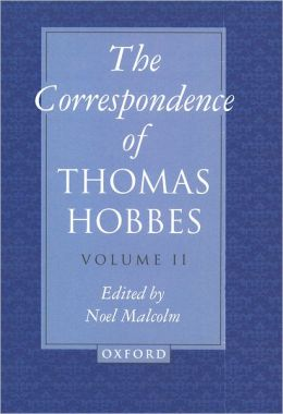 The Correspondence of Thomas Hobbes, 1660-1679