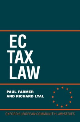 EC Tax Law