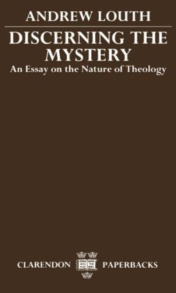 Discerning the Mystery: An Essay on the Nature of Theology