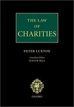 The Law of Charities