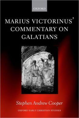 Marius Victorinus' Commentary on Galatians