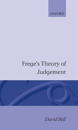 Frege's Theory of Judgement