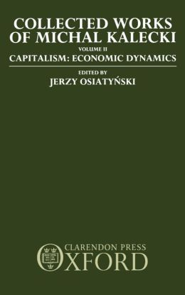 Capitalism: Economic Dynamics