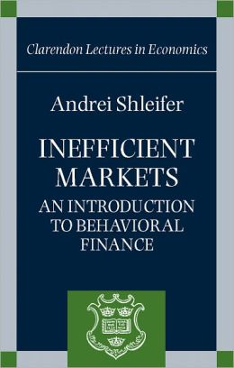 Inefficient Markets: An Introduction to Behavioral Finance