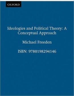 Ideologies and Political Theory: A Conceptual Approach