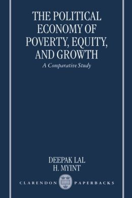 Political Economy of Poverty, Equity and Growth: